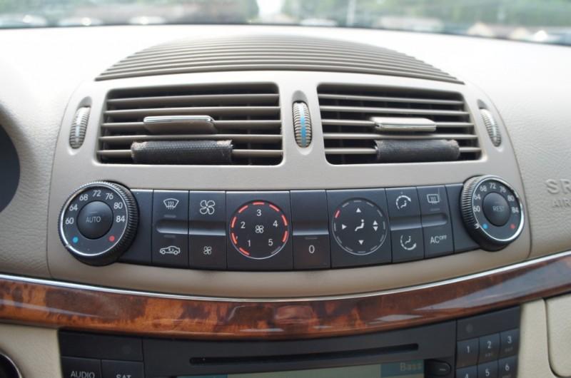 Mercedes-Benz E-Class 2004 price $3,950
