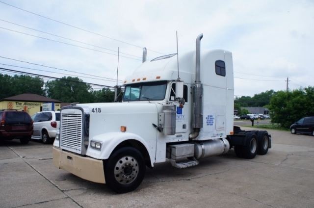 1998 Freightliner CLASSIC XL