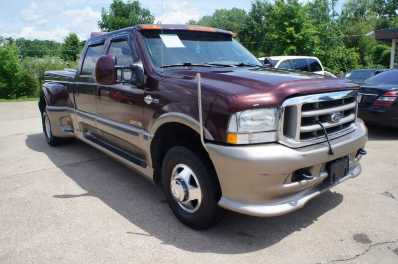 F350 King Ranch >> 2004 Ford F350 Dually King Ranch Diesel Powerstroke 4x4 W Only 1