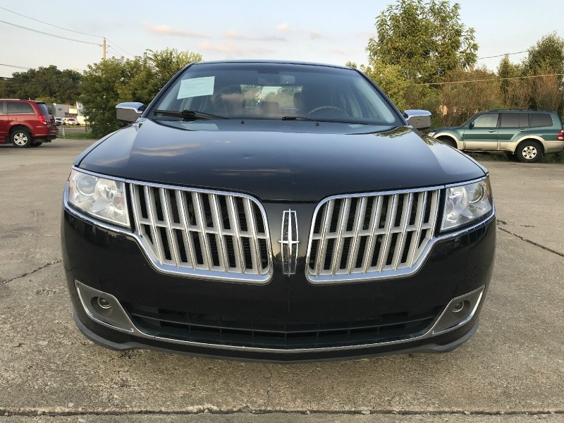 2012 Lincoln Mkz Awd Fully Loaded Leather Sunroof W Only