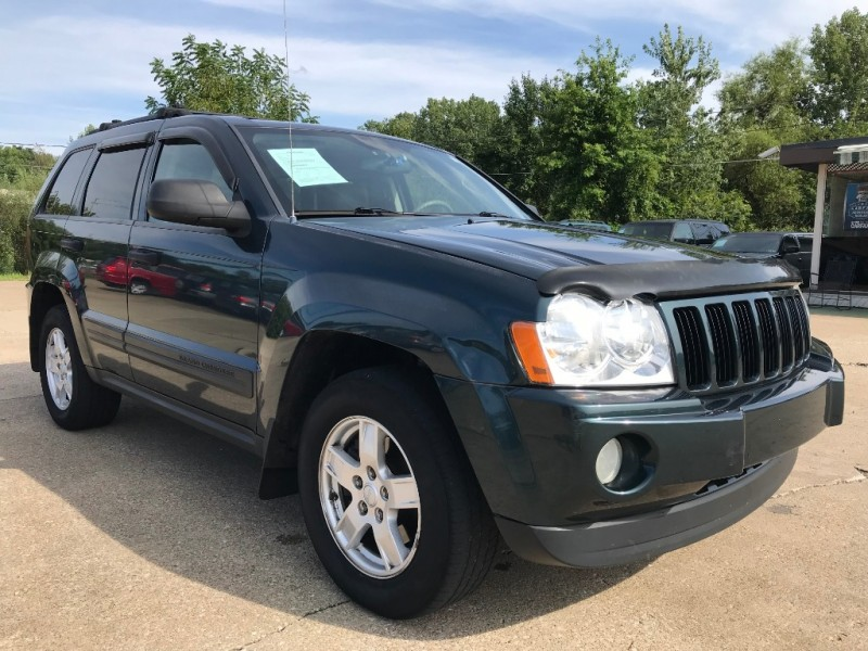 Jeep Grand Cherokee 2005 price SOLD