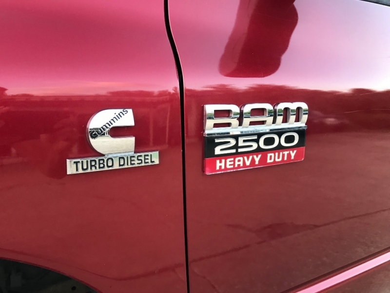 Dodge Ram 2500 2007 price SOLD