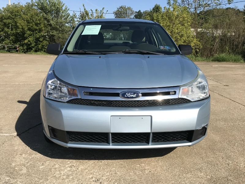 Ford Focus 2008 price SOLD