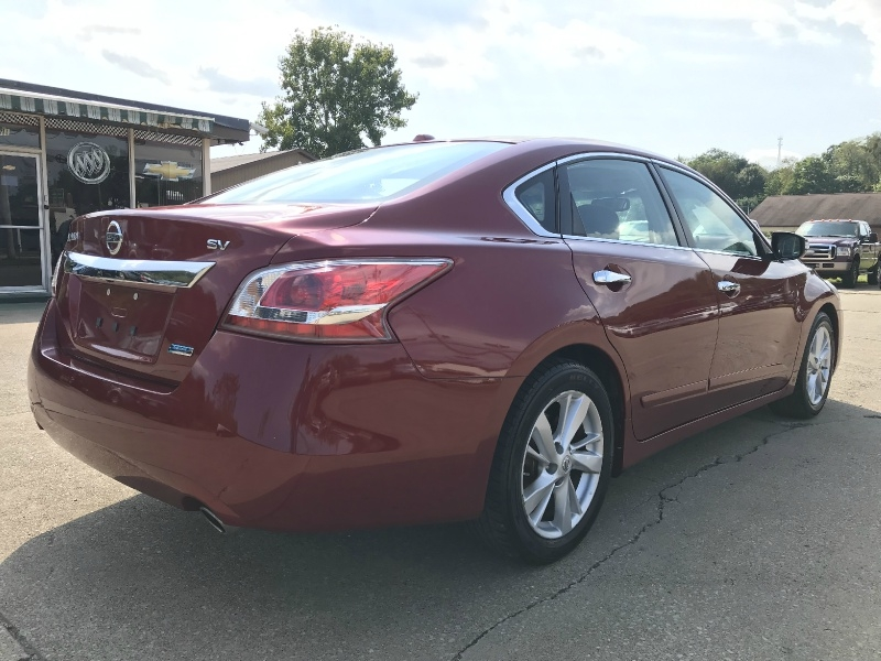 Nissan Altima 2013 price SOLD