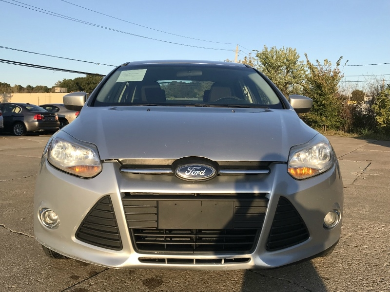 Ford Focus 2012 price SOLD