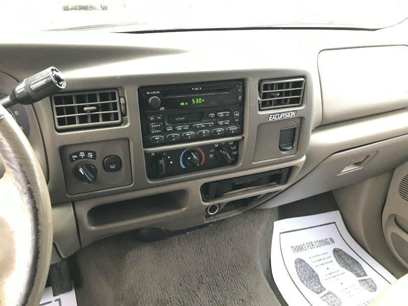 Ford Excursion 2000 price SOLD