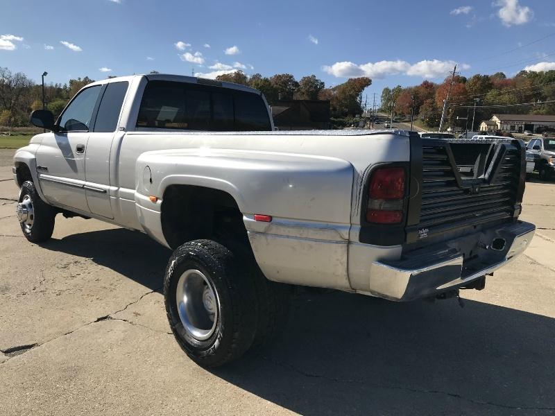 Dodge Ram 3500 2002 price SOLD