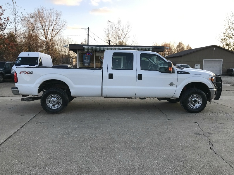 Ford Super Duty F-250 2014 price SOLD