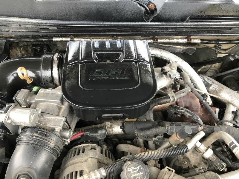 Chevrolet Silverado 3500HD 2011 price SOLD