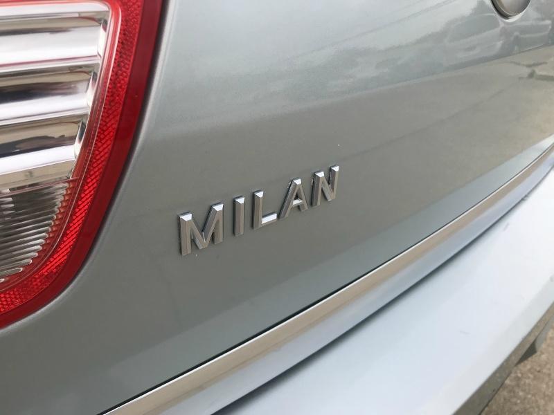 Mercury Milan 2007 price SOLD