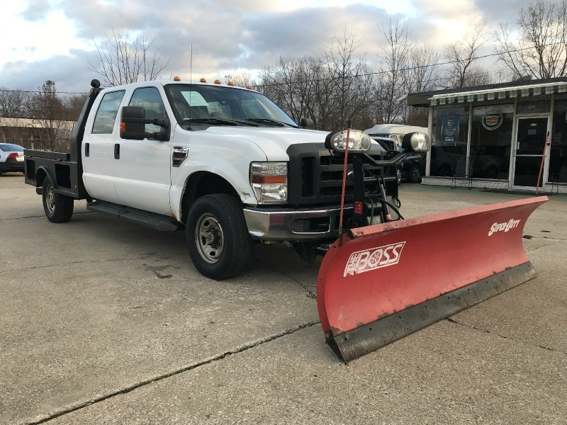 Ford Super Duty F-350 SRW 2010 price $11,500