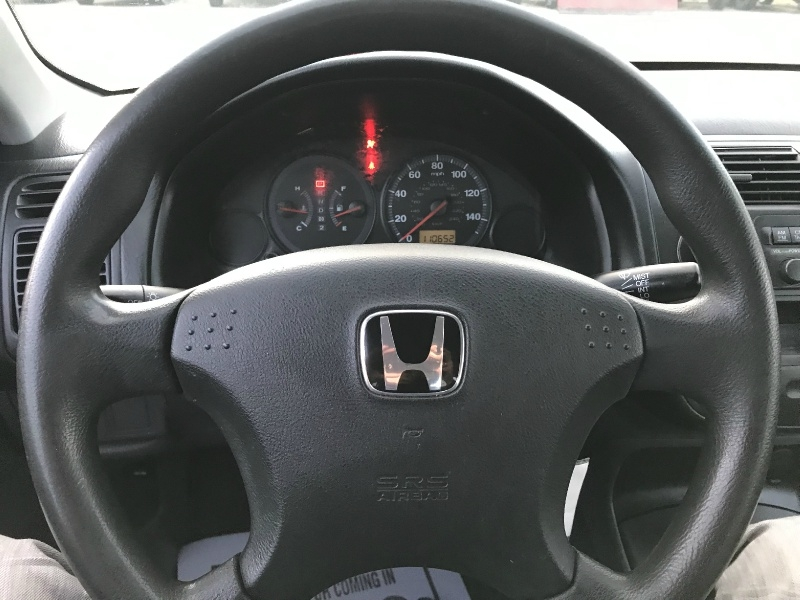 Honda Civic 2004 price SOLD