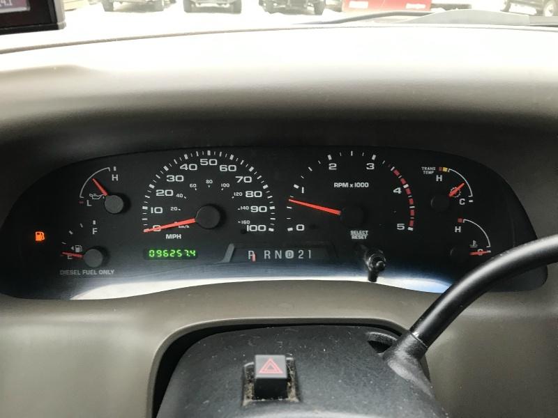 Ford Super Duty F-350 SRW 2003 price $12,995
