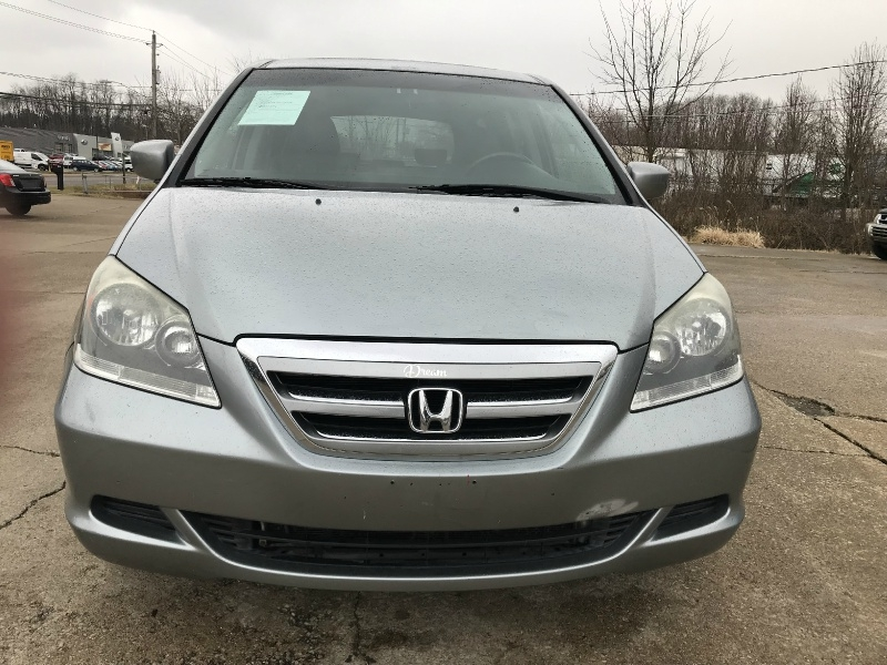 Honda Odyssey 2007 price $11,995