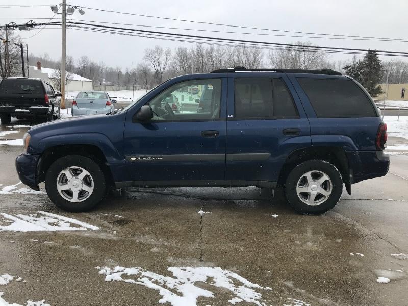 Chevrolet TrailBlazer 2004 price $4,250