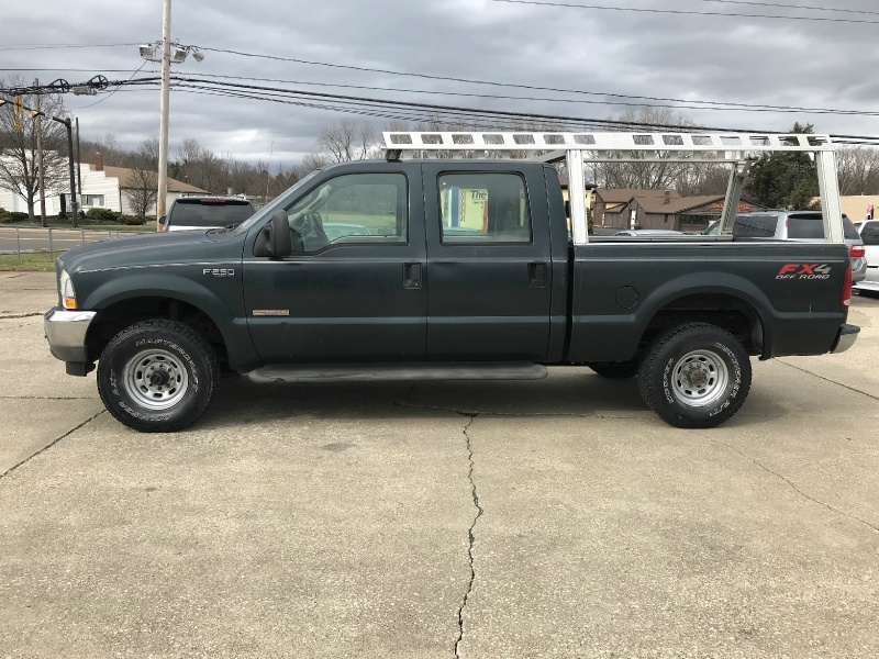Ford Super Duty F-250 2004 price SOLD