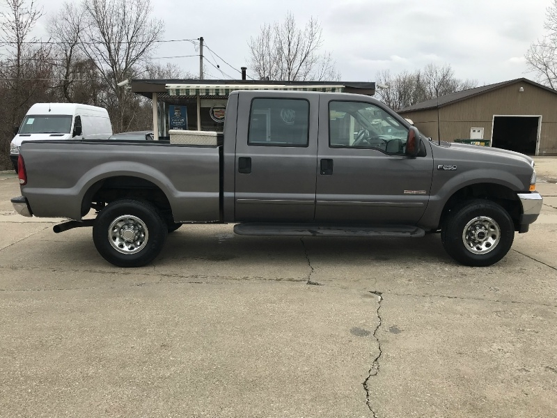 Ford Super Duty F-250 2003 price SOLD