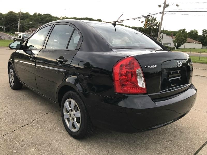 Hyundai Accent 2007 price SOLD