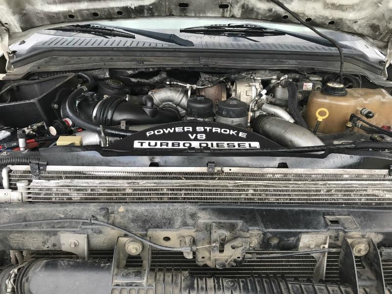 Ford Super Duty F-250 2008 price SOLD
