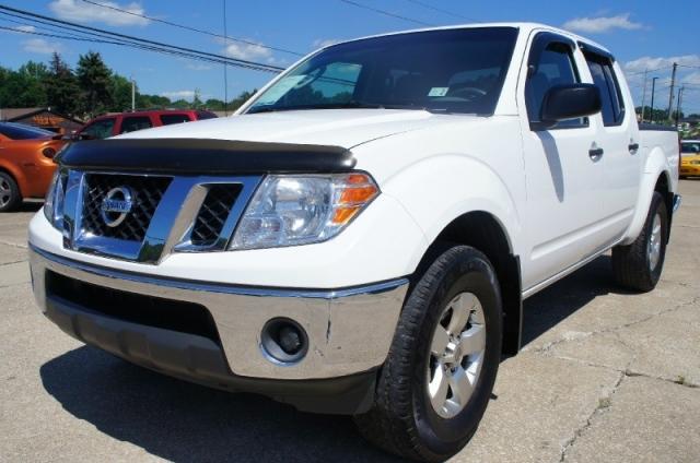 2009 Nissan Frontier Se 4x4 Crew Cab Pro 4x Swb 1st Quality Auto