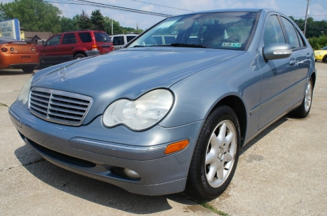 2004 Mercedes Benz C240 4matic Awd Loaded W Only 106k Miles