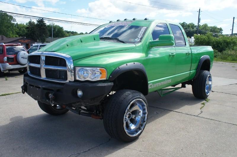 Custom Dodge Ram >> 2003 Dodge Ram 2500 Diesel 5 9 Cummins 6 Spd Manual 4x4 Custom M