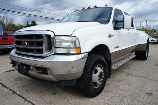 F350 King Ranch >> 2004 Ford F350 King Ranch Dually Diesel Powerstroke 4x4 Crew Cab