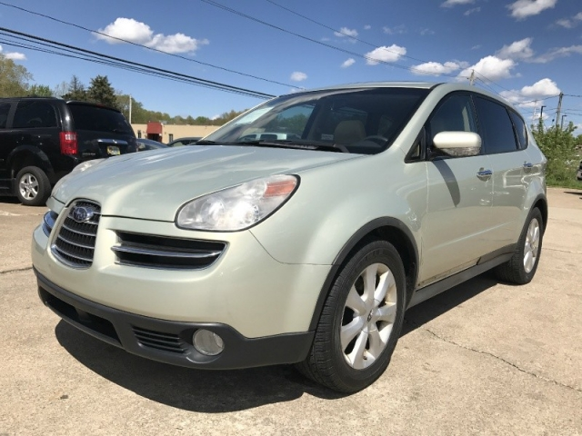 2006 subaru b9 tribeca limited awd 7 pass navigation dvd fully 1st rh 1stqualityautomall com 2010 Subaru Tribeca Interior 2006 Subaru Tribeca Problems