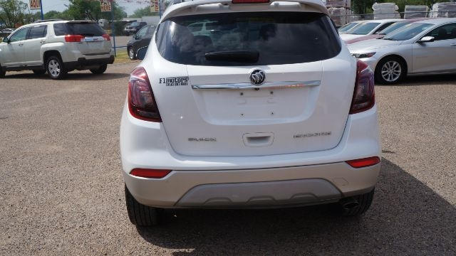 Buick Encore 2017 price $0