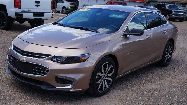 Chevrolet Malibu 2018 price $0