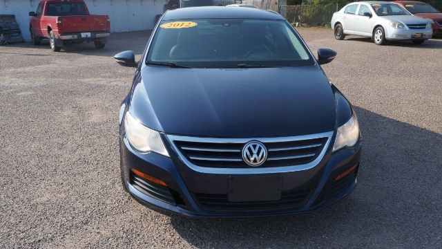 Volkswagen CC 2012 price Call for Pricing.