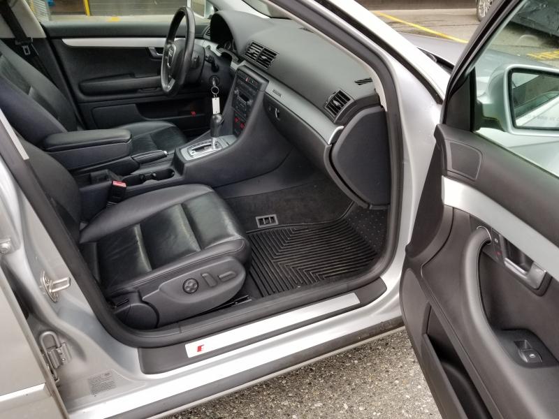 2006 Audi A4 Sline 4dr Sdn 2 0t Quattro Auto Rally Motors