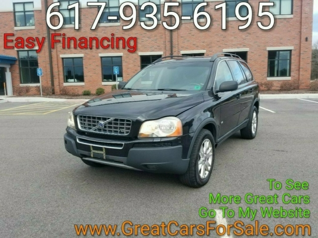 2005 Volvo Xc90 Awd Good Tires And Brakes 3rd