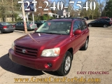 Toyota Highlander V6 AWD 7 pass 2006
