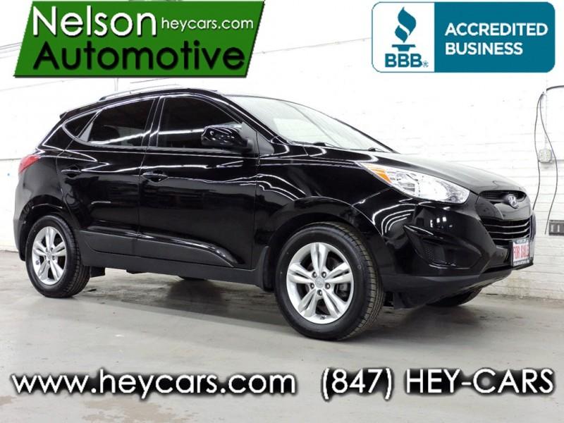 2011 Hyundai Tucson AWD 4dr Auto GLS *Ltd Avail* - Inventory ...