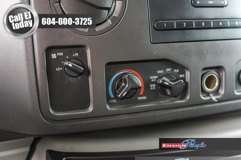 Ford Econoline E150 Cargo Van 2013 price $20,500