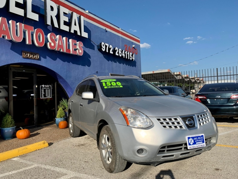Nissan Rogue 2010 price $1,600 Down
