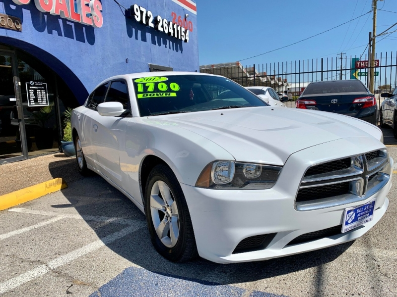 Dodge Charger 2012 price $1,600 Down