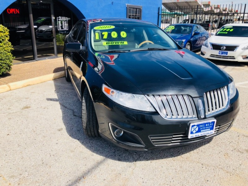 Lincoln MKS 2010 price $1,500 Down