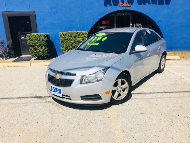 Chevrolet Cruze 2012 price $1,200 Down