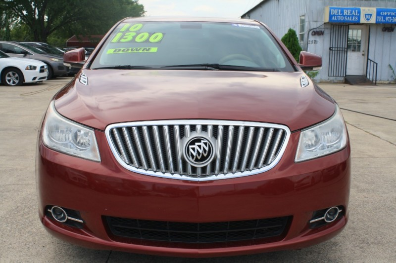 Buick LaCrosse 2010 price $1,300 Down