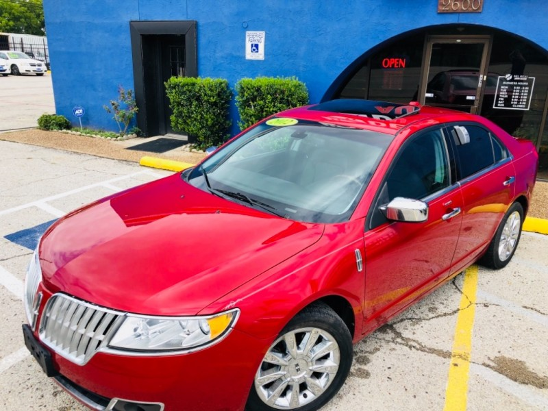 Lincoln MKZ 2012 price $1,500 Down