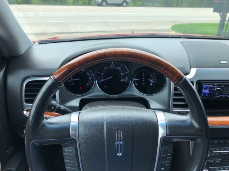 Lincoln MKZ 2012 price $1,500