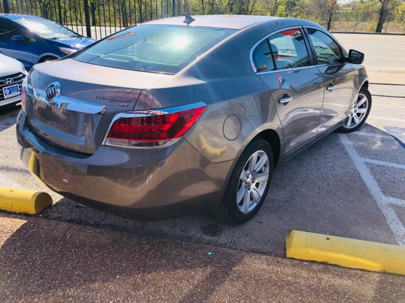 Buick LaCrosse 2011 price $1,400 Down