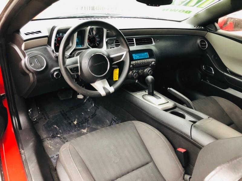Chevrolet Camaro 2010 price $1,799