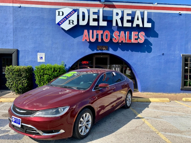 Chrysler 200 2015 price $1,600 Down