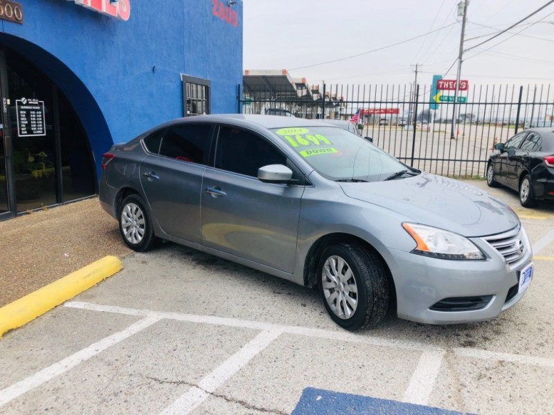 Nissan Sentra 2014 price $1,400 Down