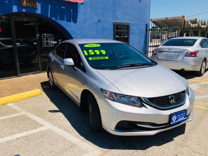 Honda Civic Sdn 2013 price $1,599