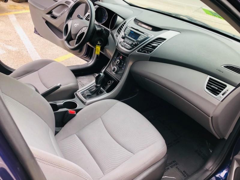 Hyundai Elantra 2014 price $1,200