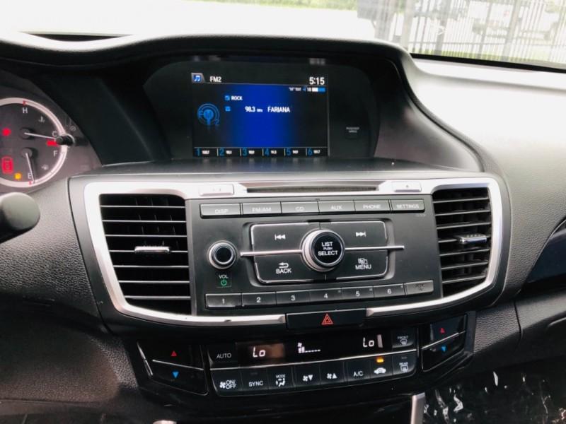 Honda Accord Sedan 2016 price $2,199